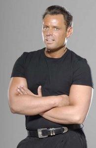 Andrés Rey, el doble