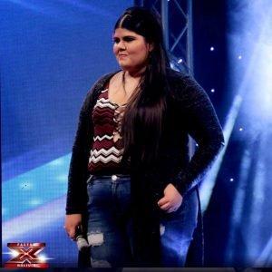 Gabriela Hidalgo quedó fuera de la competencia.
