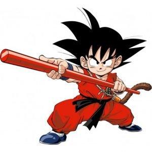 Goku-el-joven-saiyajin