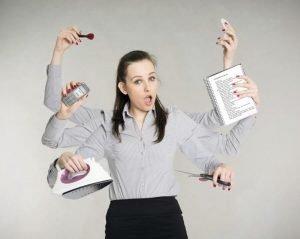 La-mujer-multitareas